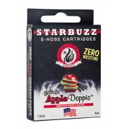 Картридж для Starbuzz - Apple Doppio. Яблоко